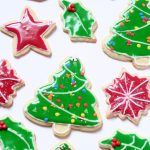 Flooding with Royal Icing for Sugar Cookies- Christmas Cookies Recipes