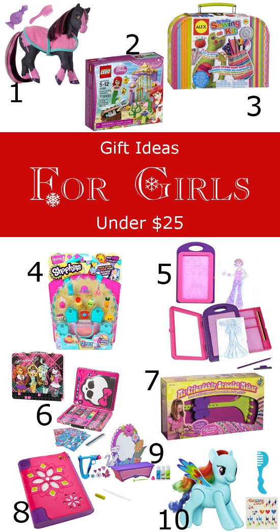 2016 $25 and Under Gift Guide for Everyone | The Gracious Wife
