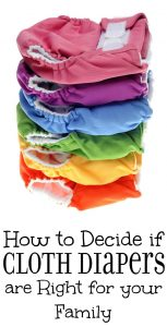 Cloth Diapers: If you're still on the fence - including where to buy, washing, and MORE. Decide what's best for your baby girl or baby boy.   parenting   kids   baby   pregnancy