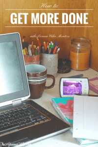 How to Get More Done with Levana Video Monitors {Review & Giveaway}