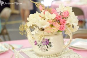 Tea Party Bridal Shower Ideas For An Elegant And Beautiful Themed