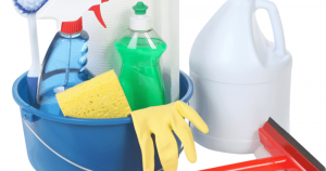 The Complete Spring Cleaning Checklist- Spring clean every room of your house with this complete cleaning checklist. From TheGraciousWife.com