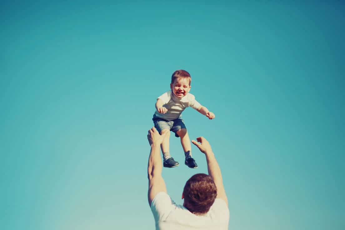 How My Sons Helped Me Appreciate My Husband