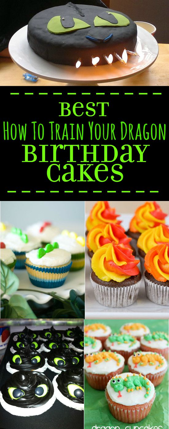 The Ultimate Toothless and How to Train Your Dragon Birthday Party ideas and planning guide, with birthday cakes, food, decorations, games, and supplies. Perfect for your little Dragon Trainer in training. Definitely using these party ideas for my son's birthday next month!