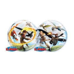 How to Train Your Dragon bubble balloons