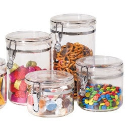 How to Train Your Dragon candy jars