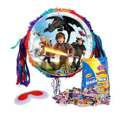 How to Train Your Dragon pinata