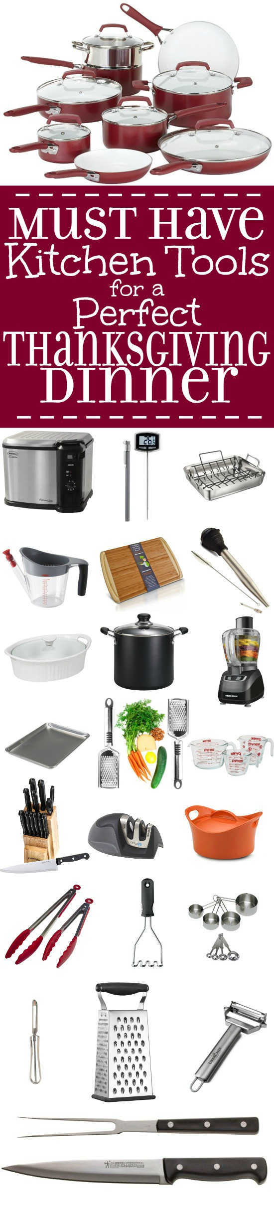 Must Have Kitchen Tools must have kitchen tools for a perfect thanksgiving dinner | the