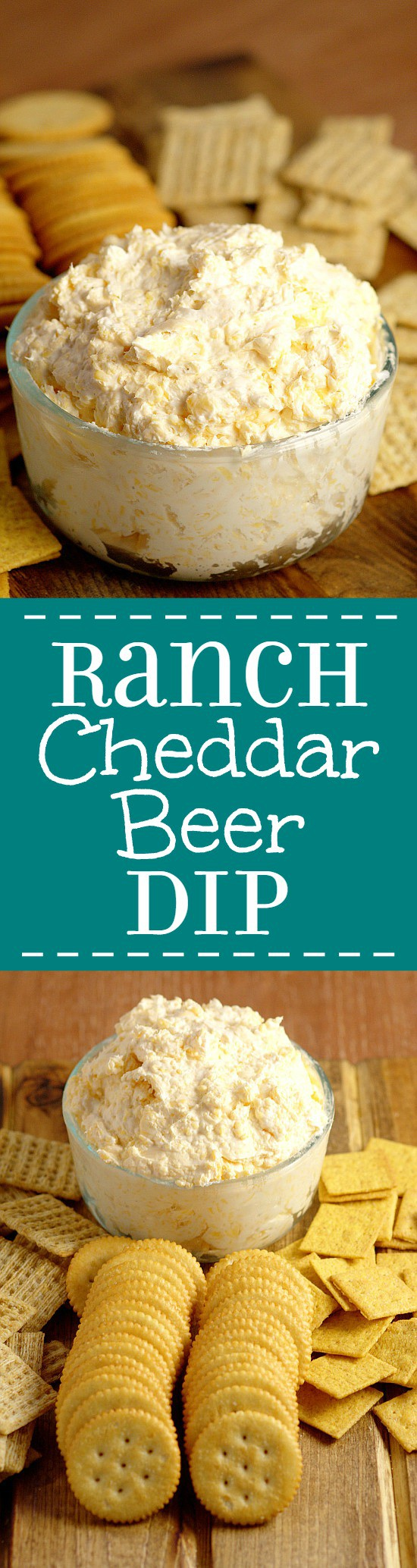 Ranch Cheddar Beer Dip | The Gracious Wife