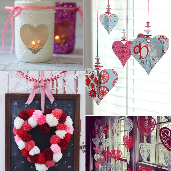 DIY Valentine's Day Decorations