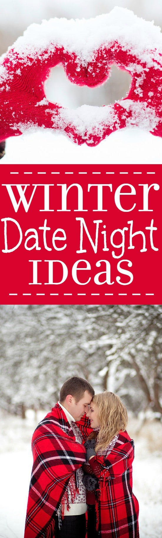 Winter Date Night Ideas. Don't let the chilly weather put out your flames! Keep the fire burning and the romance alive with these 14 Winter Date Night Ideas! These are cute for Valentine's Day dates too!   marriage   love