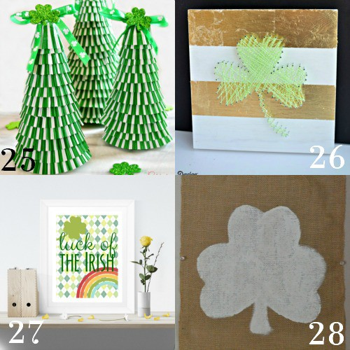 DIY St Patricks Day Decorations The Gracious Wife - Best diy st patricks day decorations ideas
