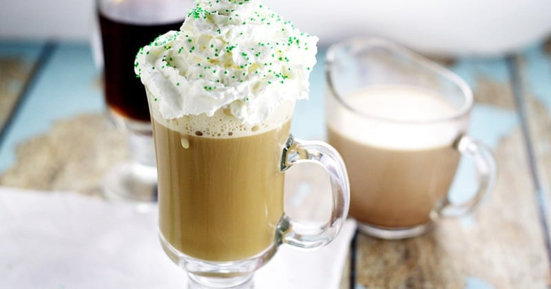 Homemade Coffee Creamer Recipes. Homemade Irish Cream Coffee Creamer recipe.Make your own Homemade Irish Cream Coffee Creamer in just 20 minutes that tastes even more amazing than your favorite from the store. A frugal and delicious way to have your morning coffee.