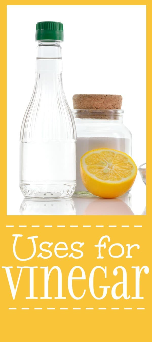 52 household uses for vinegar the gracious wife - Ingenious uses for cornstarch ...