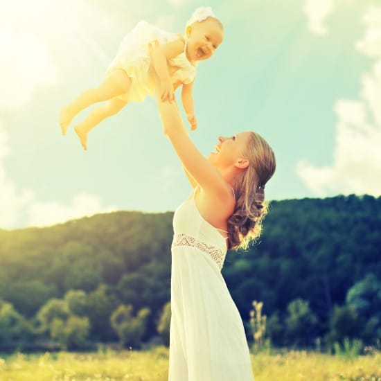 These 9 Pieces of Advice Will Make You a Better Mother