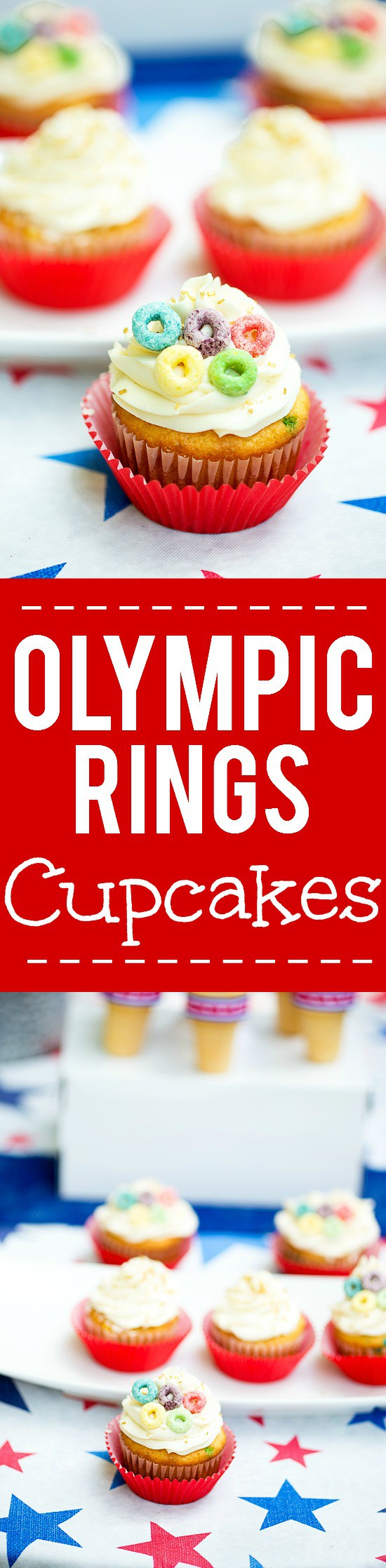 Olympics Party Ideas - Get ready to cheer Team USA on to go for the gold with these fabulous and fun Olympics party ideas to host an amazing Olympics party celebration, including cute Olympics party food and patriotic Team USA party decorations.