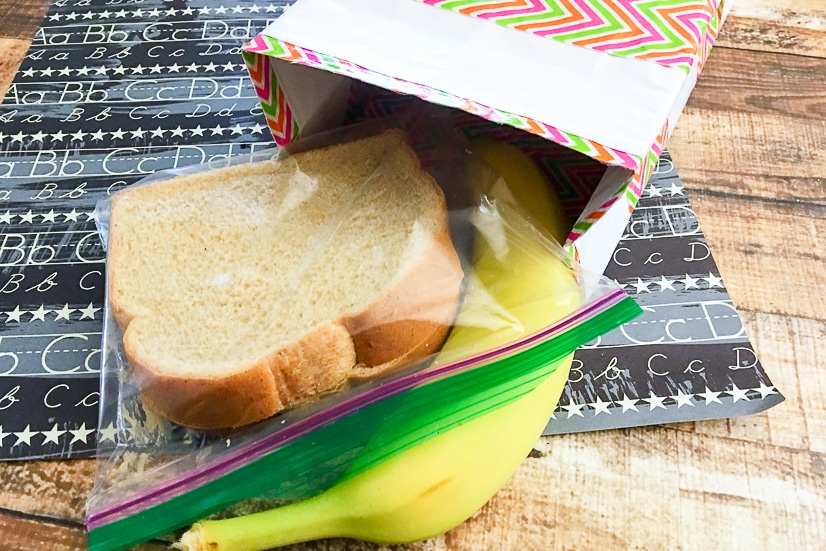 Easy DIY Duck Tape Lunch Box -Make this fun and cute Duck Tape Lunch Box for an easy and useful back to school DIY project that the kids will love making and using! Simple to make and an easy to follow tutorial!