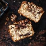 Cinnamon Swirl Coffee Cake Loaf