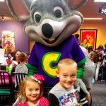 12 Reasons to Book Your Child's Birthday Party at Chuck E. Cheese