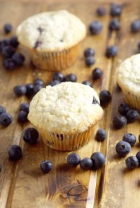 Perfect Blueberry Muffins are easy and delicious! A perfect breakfast recipe that you can make ahead, and even freeze for later. This recipe was handed down through the generations, and let me tell you, it is FABULOUS!