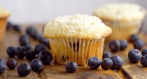 Blueberry Muffins fb