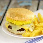 Pineapple Teriyaki Burgers