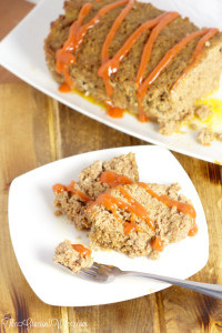 Manloaf - this meatloaf recipe is absolutely the best. An easy dinner recipe that's perfect for a family dinner.  This is one of my kids' favorite dinners! They get super excited every time I break out the ground beef!