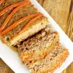 Manloaf - this meatloaf recipe is absolutely the best. It's a hearty, meaty, dressed-up meatloaf that the man in your life will love. An easy dinner recipe that's perfect for a family dinner. This is one of my kids' favorite dinners! They get super excited every time I break out the ground beef!