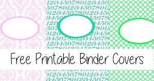 binder covers fb