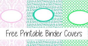 binder covers fb