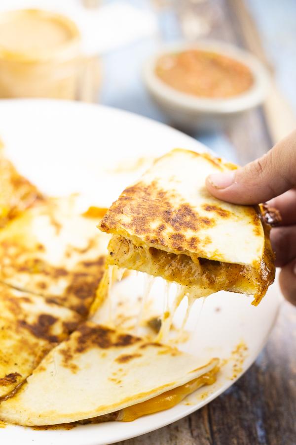Copycat Taco Bell Quesadilla Sauce Recipe   The Gracious Wife