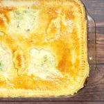 Homemade Chicken Pot Pie Casserole Recipe