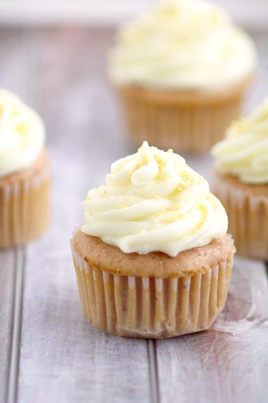 Crumbs Carrot Cake Cupcake Recipe
