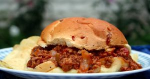 crockpot sloppy joes fb