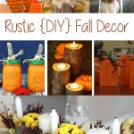 DIY Autumn Decorations