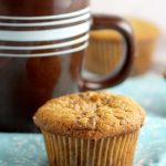 Coffee Toffee Muffins