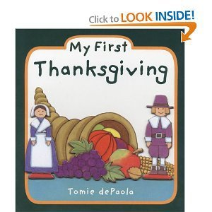 20 awesome Thanksgiving Books for Toddlers! Add to your book collection with these excellent choices! From TheGraciousWife.com #Thanksgiving #toddlers #books #kids