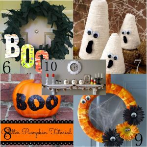 cheap diy halloween decorations - Cute Halloween Decor