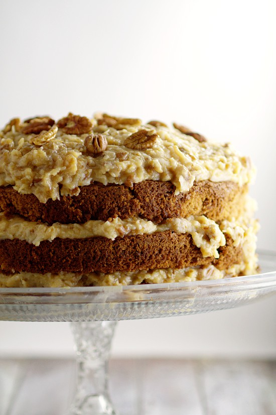 What Kind Of Frosting Is Used For German Chocolate Cake