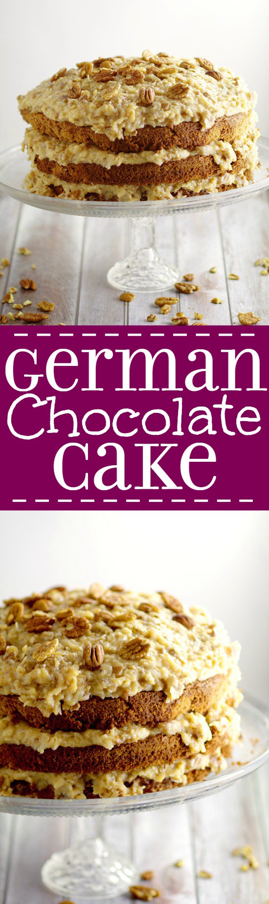 Traditional German Chocolate Cake | The Gracious Wife