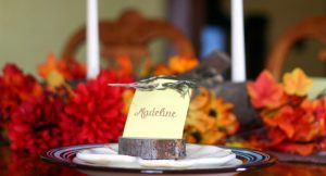 Rustic Thanksgiving Tablescape fb