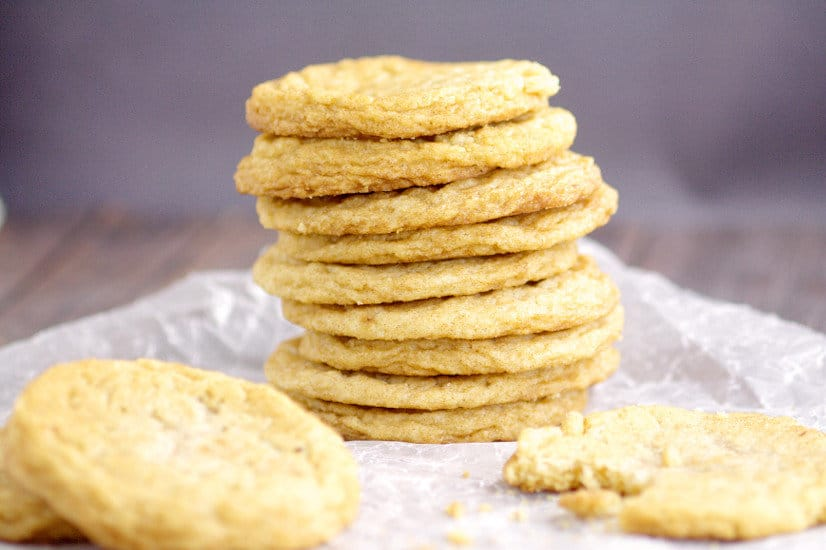 There's nothing better than warm, soft, cinnamon Classic Snickerdoodles baking in the oven, especially around the holidays. Our family favorite recipe that we use every Christmas!  This is seriously the perfect Christmas Cookies recipe. My favorite!