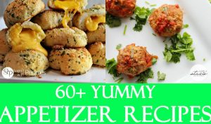 best appetizers recipes FB