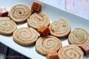 caramel cream cookies christmas cookies recipes 3