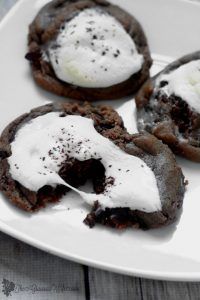 These Hot Cocoa Christmas Cookies replicate the delightful taste and feeling of a warm cup of cocoa on a cold day. From TheGraciousWife.com