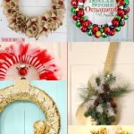 20 DIY Christmas Wreaths