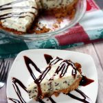 Eggnog Ice Cream Pie