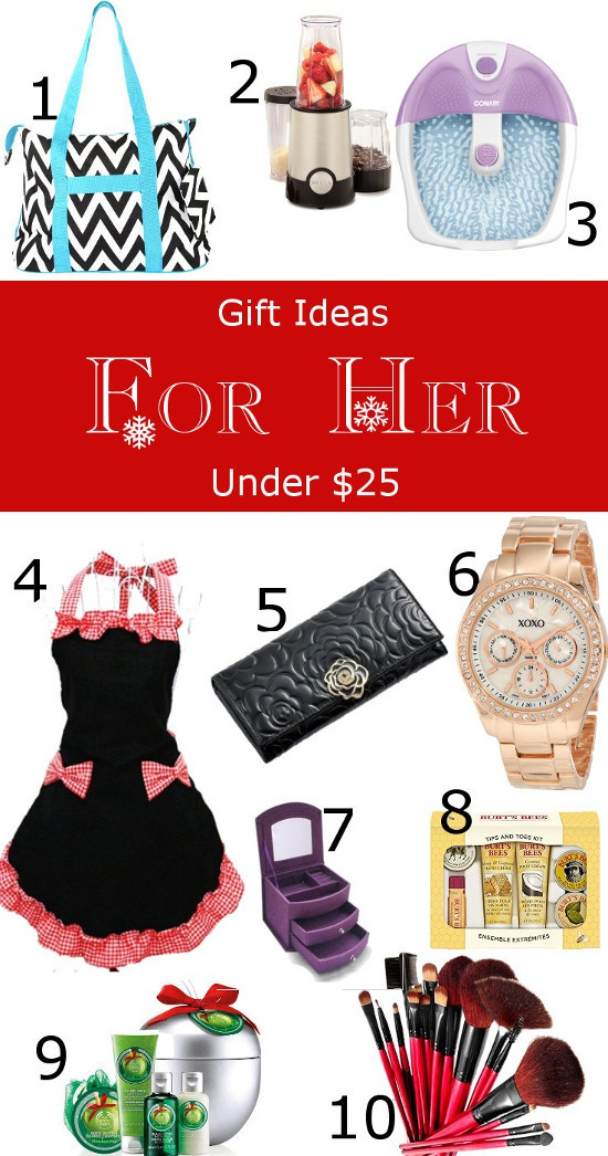 Christmas gift ideas for her christmas gifts christmas Ideas for womens christmas gifts under 25