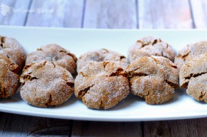 gingersnap christmas cookies recipes 4