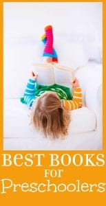 Best Books for Preschoolers - an amazing list of books for kids and preschoolers. | kids activities | kids crafts | parenting | kids